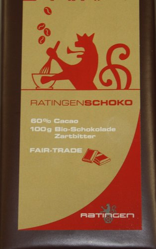 Fair Trade Schokolade: 2,00 Euro